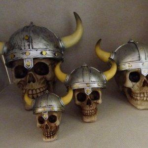 Calaveras Vikingas